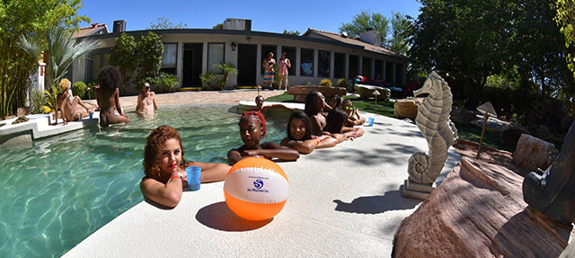One Love Las Vegas - Sea Mountain Lifestyles Resort Spa Nudist Hotel
