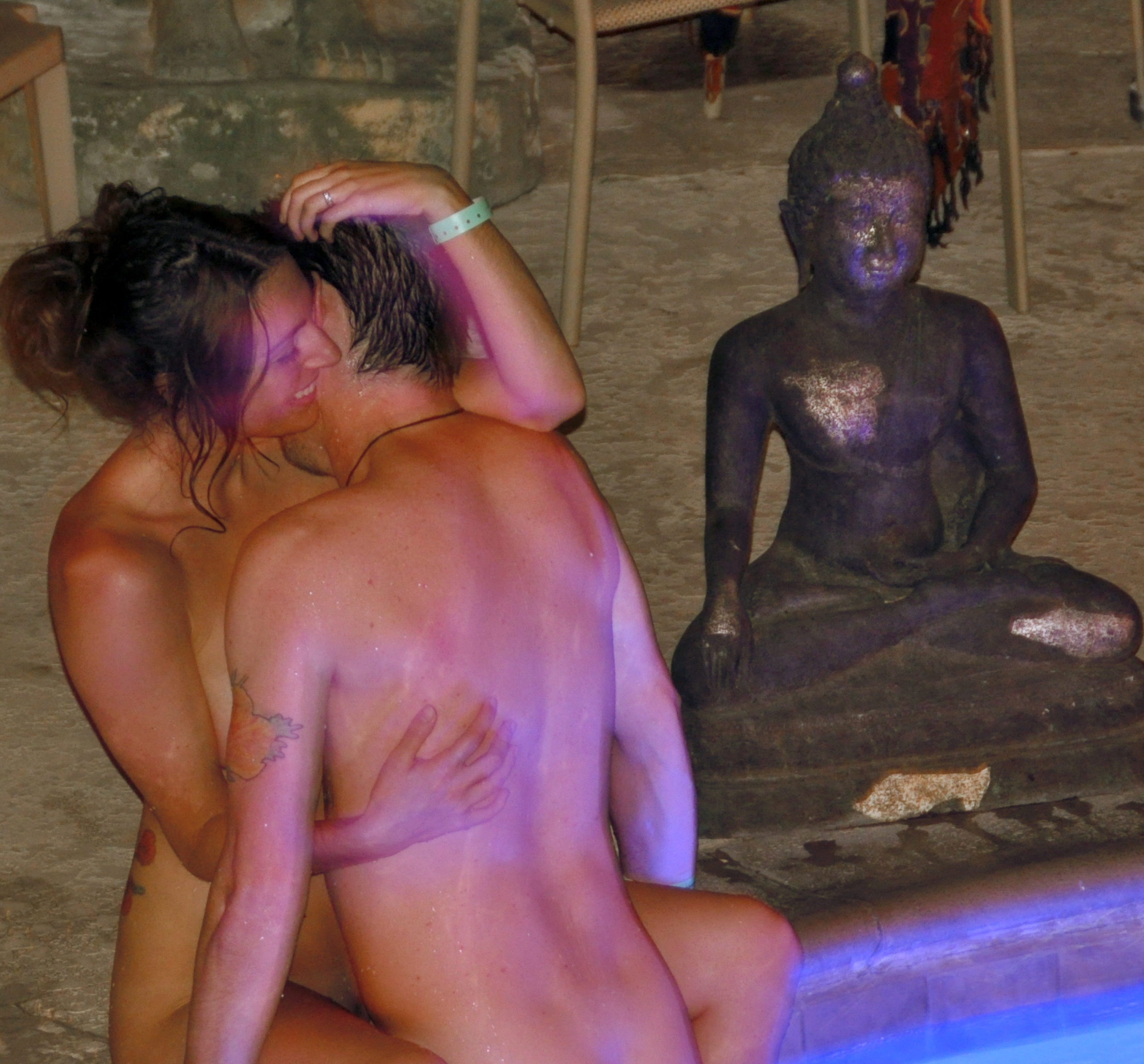 Asian extreme wife